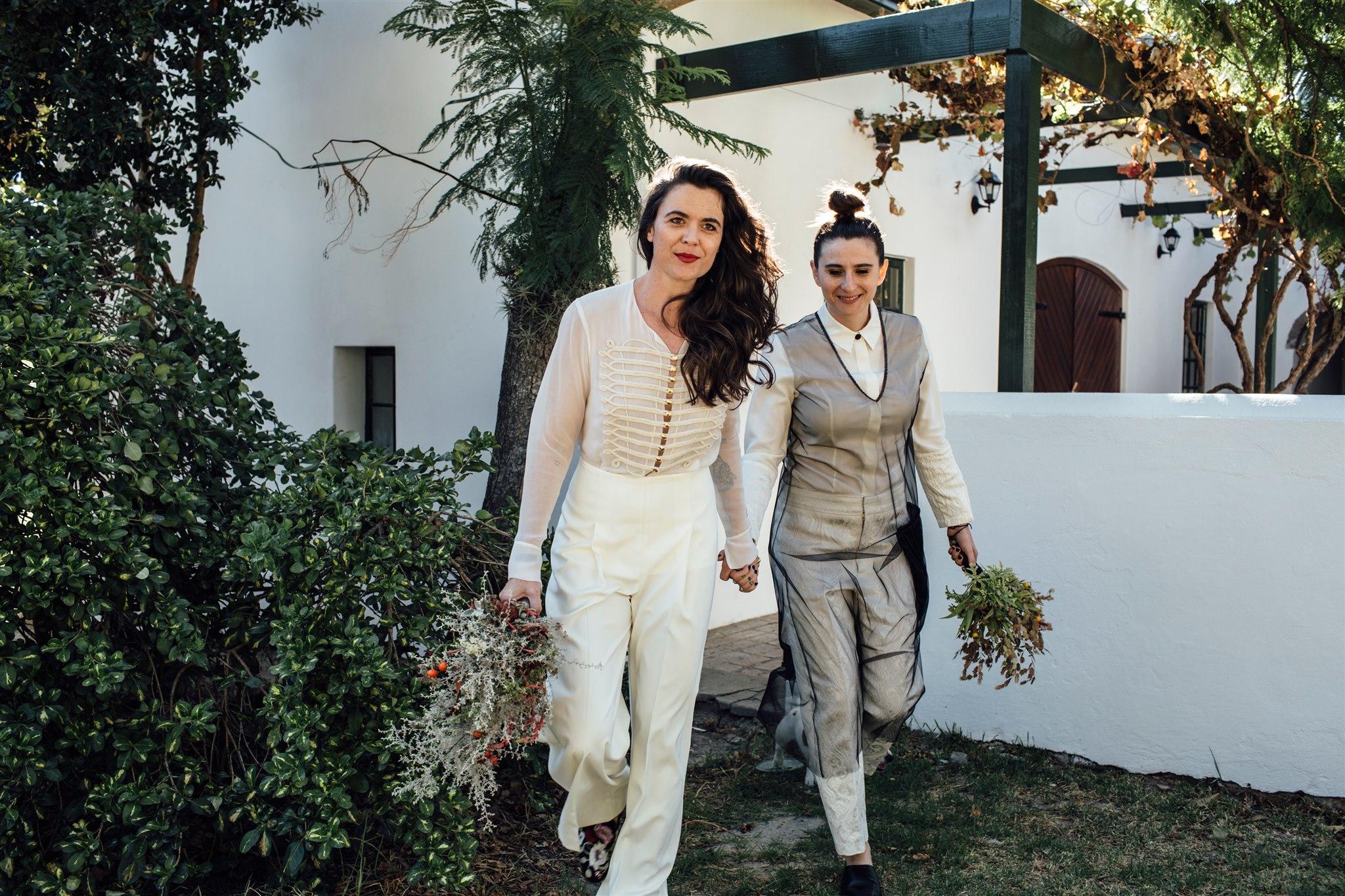 Sophie & Leila